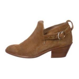 Rag & Bone Tan Suede Sullivan Boots
